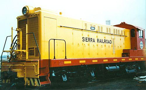 Sierra 40, Baldwin S-12