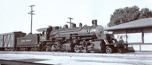 Sierra 38, Oakdale - November 1954